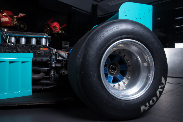 1987 March Leyton House F1 24