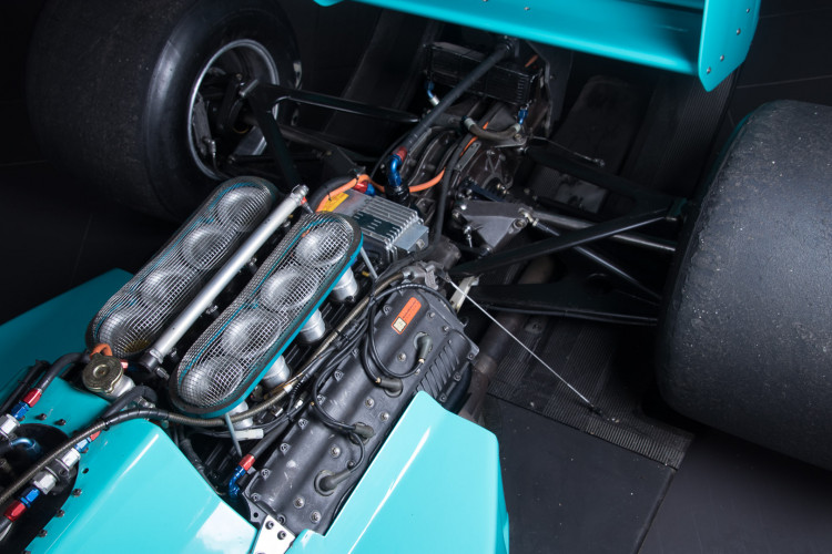 1987 March Leyton House F1 15