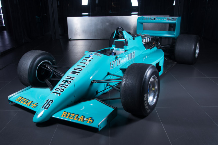 1987 March Leyton House F1 1