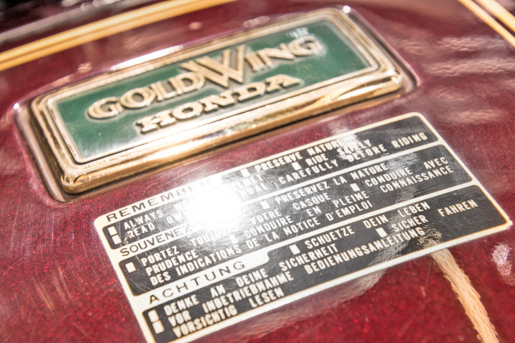 1982 Honda Gold Wing GL 1100 18