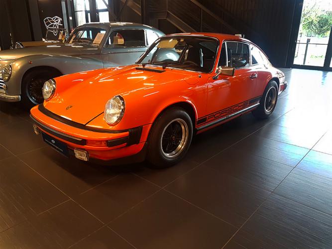 1974 Porsche 911S 2.7 0