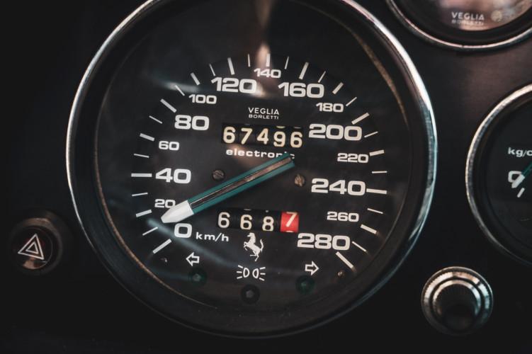 1981 Ferrari 308 GTSi  34