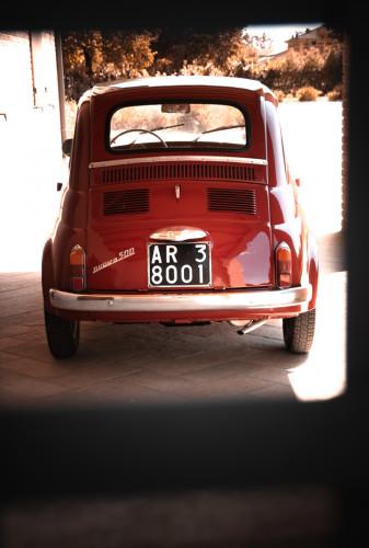 1963 Fiat 500 D 36