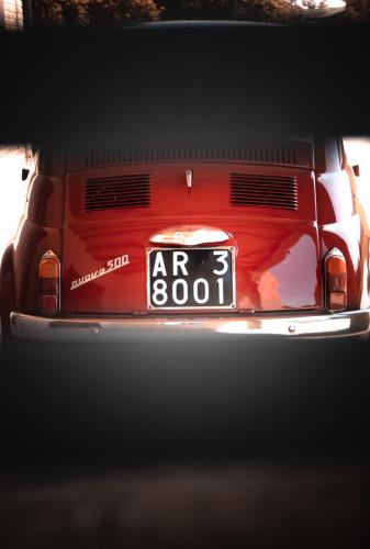 1963 Fiat 500 D 38