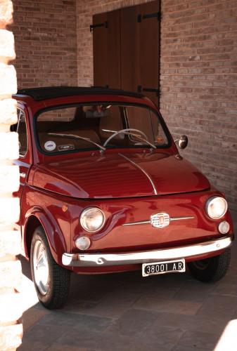 1963 Fiat 500 D 34