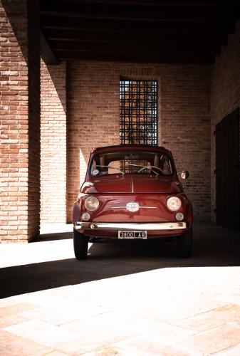 1963 Fiat 500 D 35
