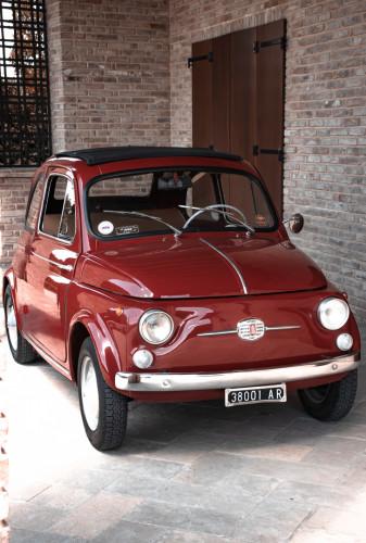 1963 Fiat 500 D 24