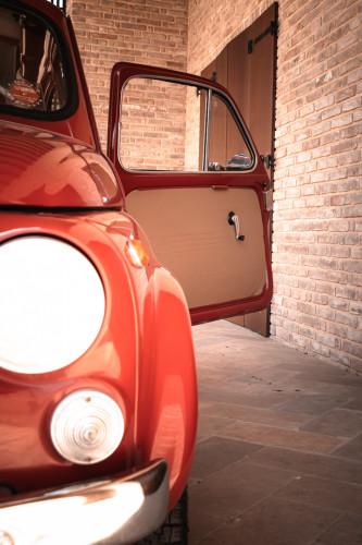 1963 Fiat 500 D 19