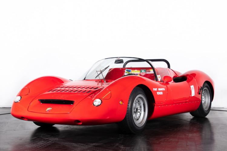 1968 Abarth 1000 SP sport prototipo 0