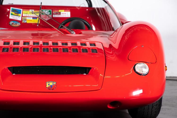 1968 Abarth 1000 SP sport prototipo 12