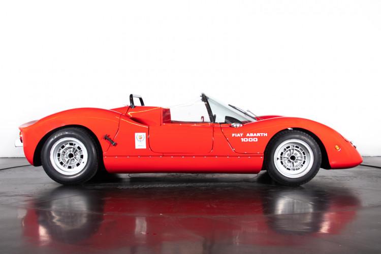 1968 Abarth 1000 SP sport prototipo 6
