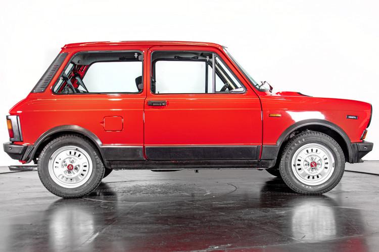 1981 Autobianchi A 112 Abarth 3