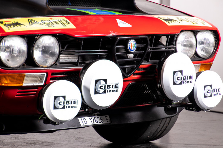 1979 Alfa Romeo Alfetta GTV Turbodelta Gr.4 9