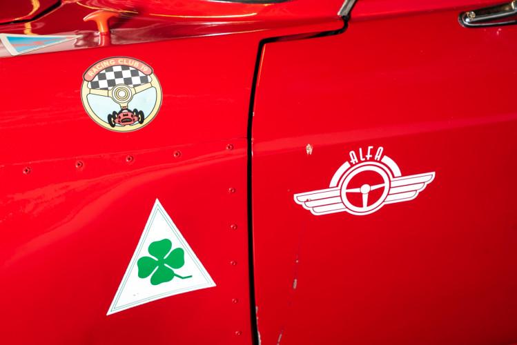 1971 ALFA ROMEO 2000 GT VELOCE GR. 2 13