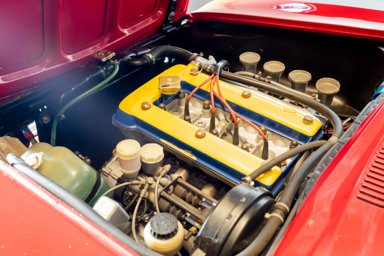 1971 ALFA ROMEO 2000 GT VELOCE GR. 2 34