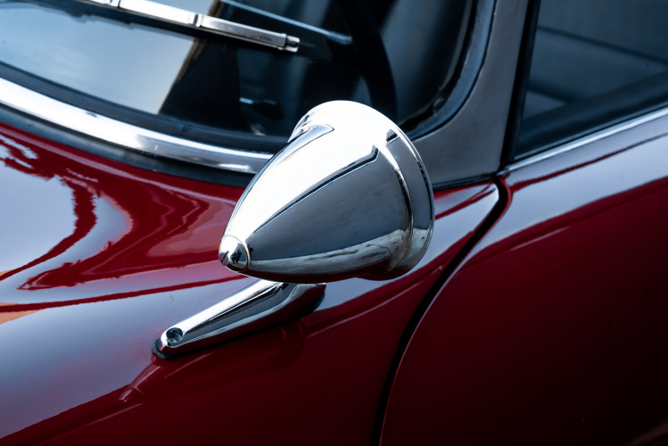 1961 Alfa Romeo 2000 Spider Touring 12