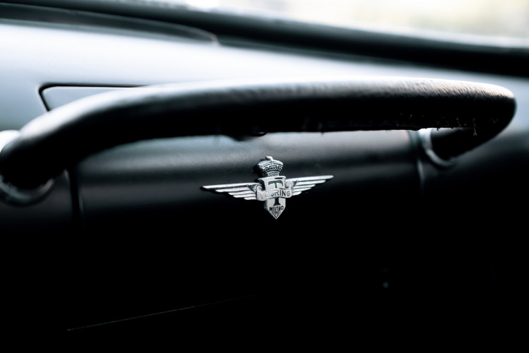 1961 Alfa Romeo 2000 Spider Touring 2