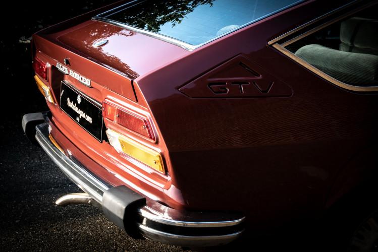 1980 Alfa Romeo Alfetta GTV 2000 L 11