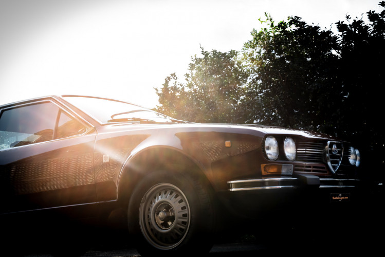 1980 Alfa Romeo Alfetta GTV 2000 L 2