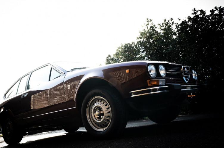 1980 Alfa Romeo Alfetta GTV 2000 L 0