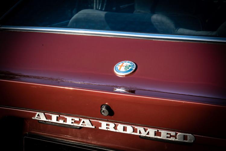 1980 Alfa Romeo Alfetta GTV 2000 L 7