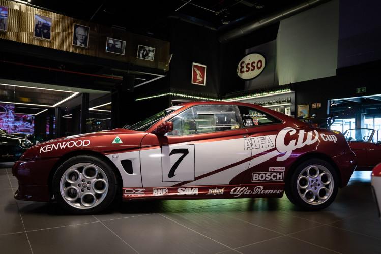 1995 Alfa Romeo GTV 2.0 V6 Turbo Cup Replica 15