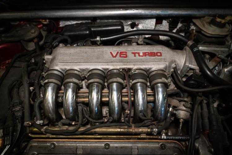 1995 Alfa Romeo GTV 2.0 V6 Turbo Cup Replica 37
