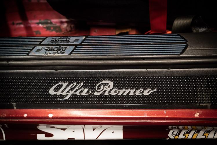 1995 Alfa Romeo GTV 2.0 V6 Turbo Cup Replica 48
