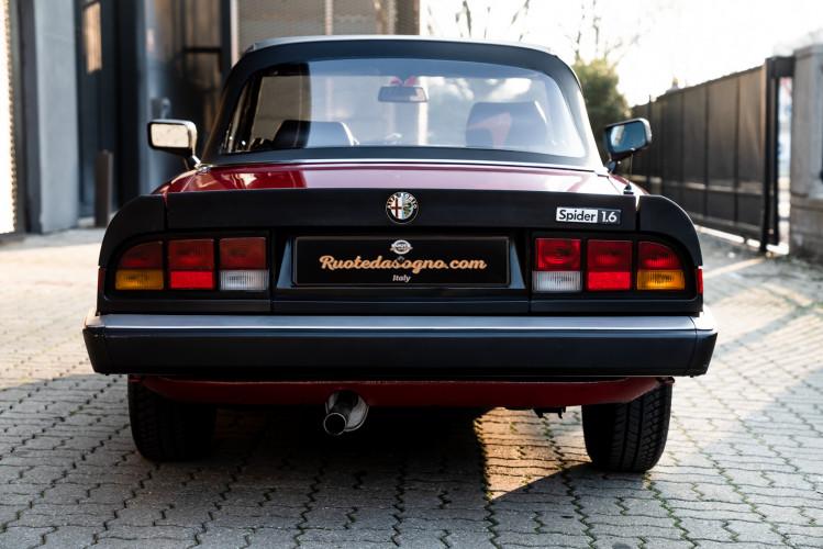"1989 Alfa Romeo Spider Duetto 1.6 ""Aerodinamica"" 11"
