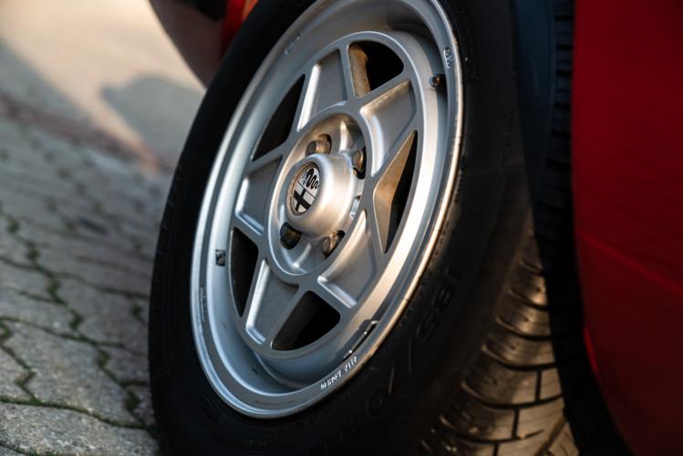 "1989 Alfa Romeo Spider Duetto 1.6 ""Aerodinamica"" 14"