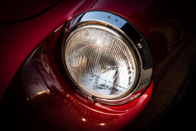 "1989 Alfa Romeo Spider Duetto 1.6 ""Aerodinamica"" 16"