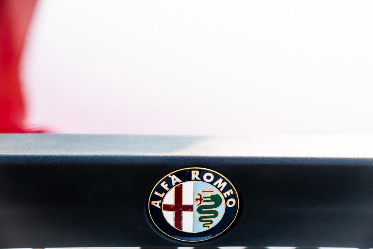 "1989 Alfa Romeo Spider Duetto 1.6 ""Aerodinamica"" 19"