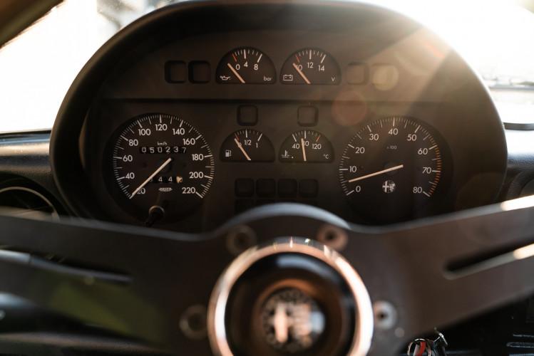 "1989 Alfa Romeo Spider Duetto 1.6 ""Aerodinamica"" 24"