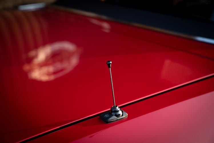 "1989 Alfa Romeo Spider Duetto 1.6 ""Aerodinamica"" 1"