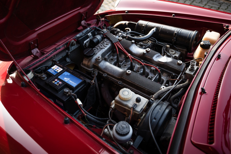 "1989 Alfa Romeo Spider Duetto 1.6 ""Aerodinamica"" 35"