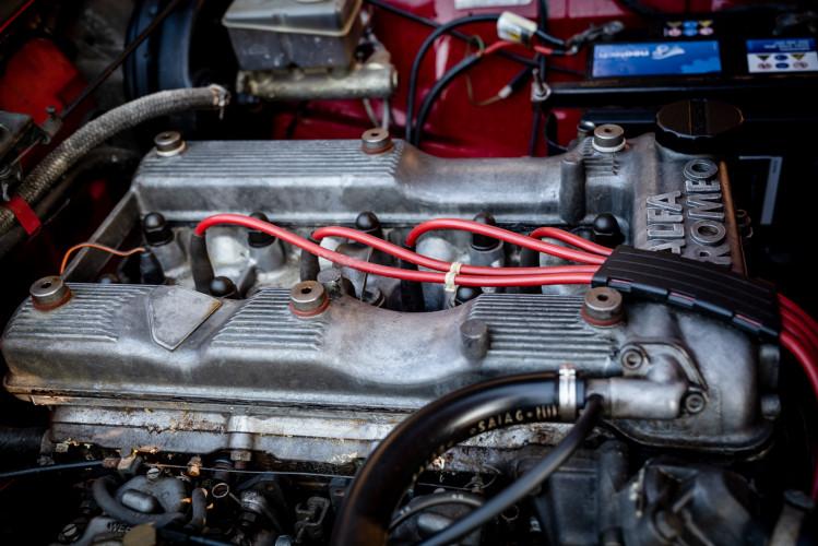 "1989 Alfa Romeo Spider Duetto 1.6 ""Aerodinamica"" 36"