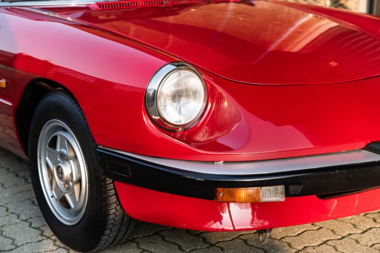 "1989 Alfa Romeo Spider Duetto 1.6 ""Aerodinamica"" 8"