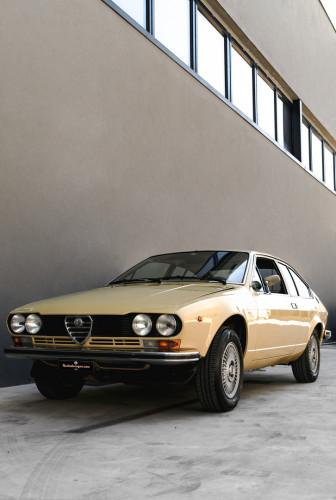 1980 Alfa Romeo Alfetta GT 1.6 2