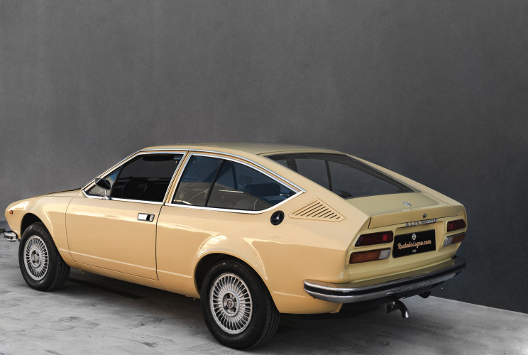 1980 Alfa Romeo Alfetta GT 1.6 3