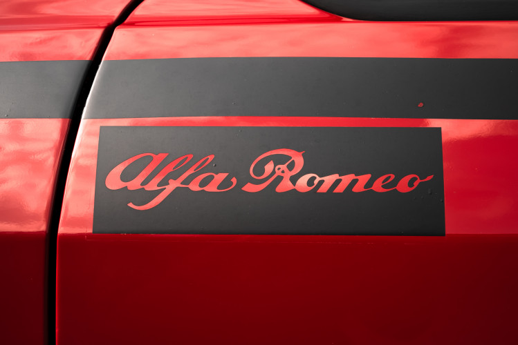 1981 Alfa Romeo Alfetta GTV Gran Prix n.128 19
