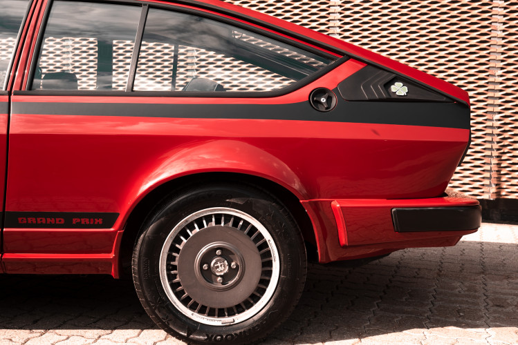 1981 Alfa Romeo Alfetta GTV Gran Prix n.128 14