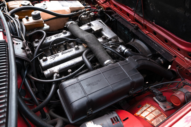 1981 Alfa Romeo Alfetta GTV Gran Prix n.128 44
