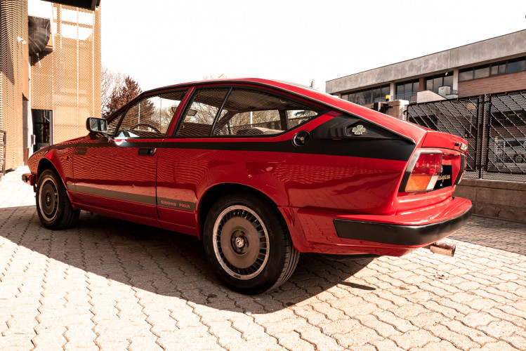 1981 Alfa Romeo Alfetta GTV Gran Prix n.128 10