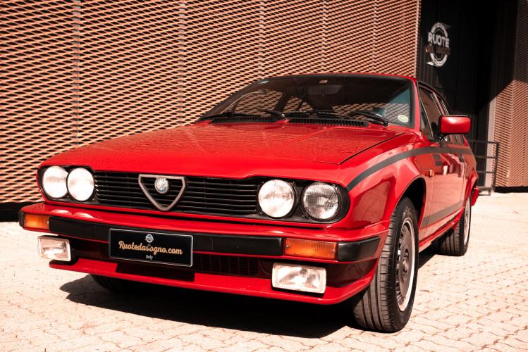 1981 Alfa Romeo Alfetta GTV Gran Prix n.128 0