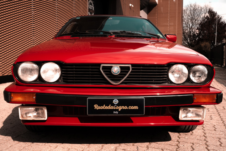 1981 Alfa Romeo Alfetta GTV Gran Prix n.128 1