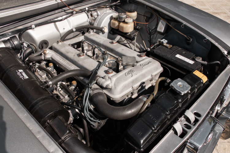 1973 Alfa Romeo Giulia Super 1.6 53