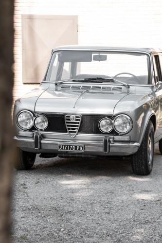 1973 Alfa Romeo Giulia Super 1.6 9
