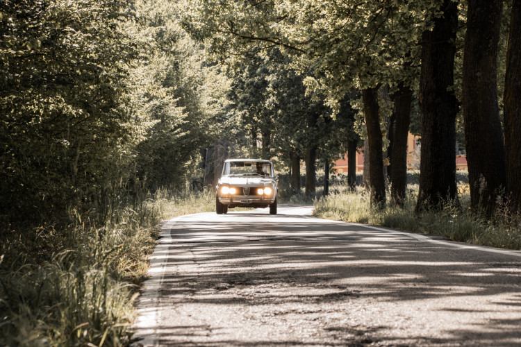 1973 Alfa Romeo Giulia Super 1.6 22