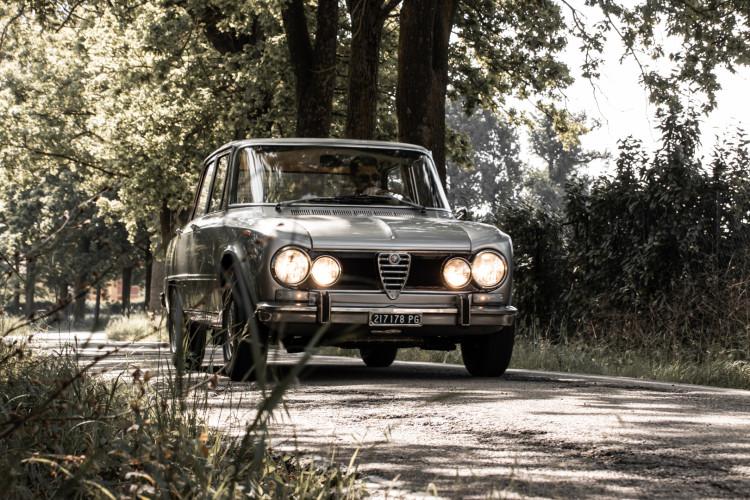 1973 Alfa Romeo Giulia Super 1.6 24