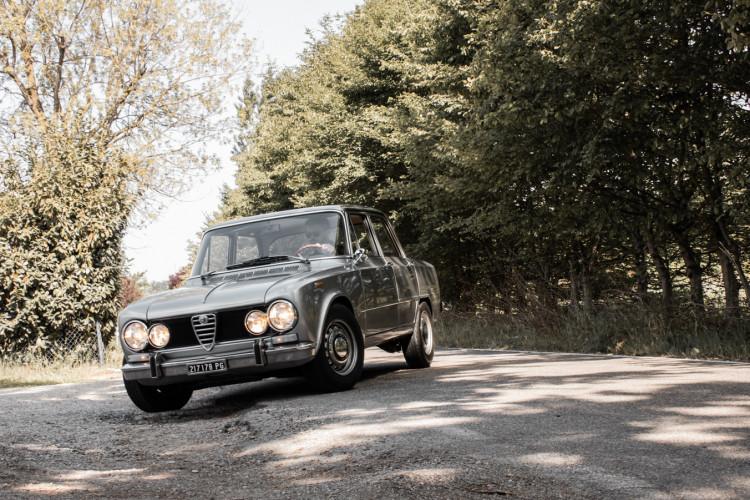1973 Alfa Romeo Giulia Super 1.6 27